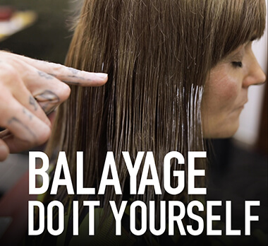 BEAUTY SALOON #5: Balayage